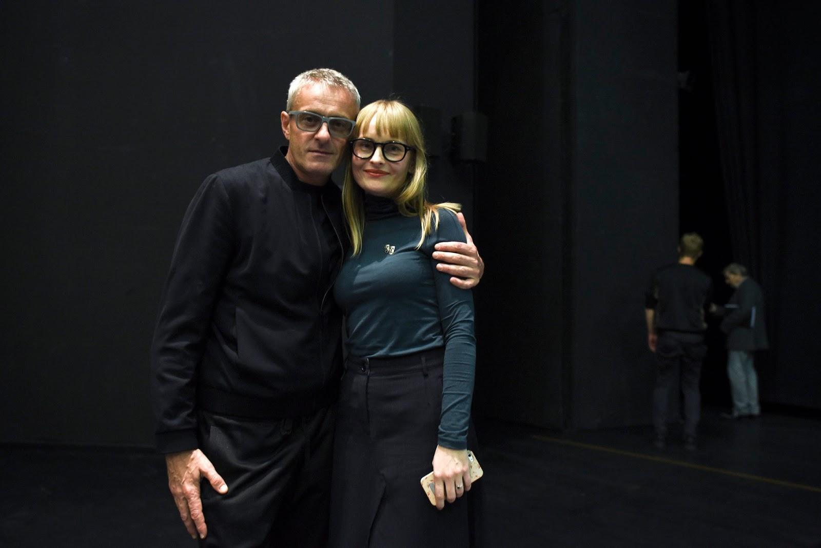 Agata Grzybowska i Jacek Poniedziałek FASHION ART MEDIA