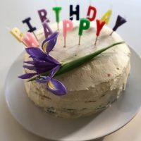 Tęczowy tort – rainbow cake