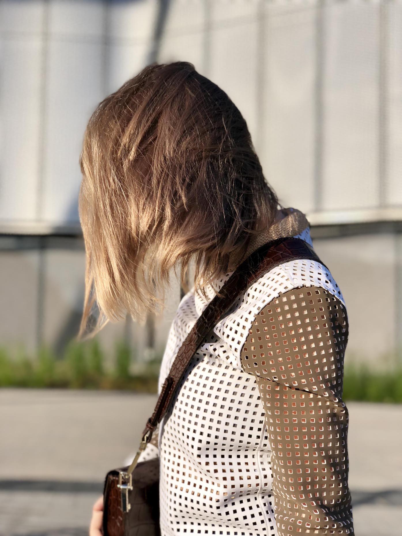 jw anderson top, saddle bag zofia chylak, vagabond shoes by Fashion Art Media