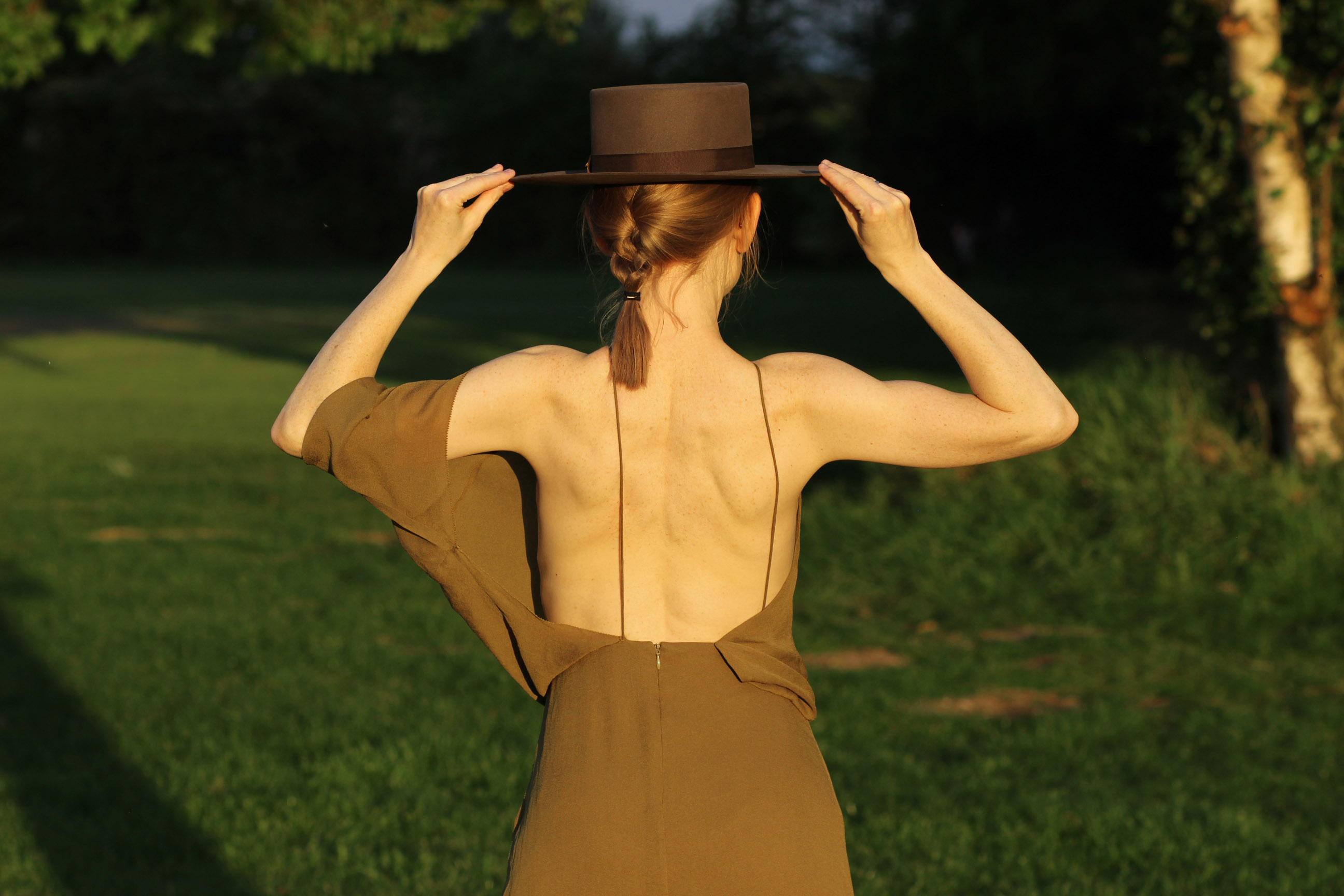 kapelusz kowbojski by FASHION ART MEDIA