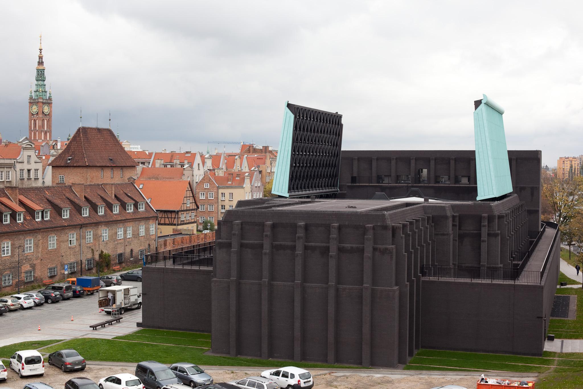 Gdański Teatr Szekspirowski fot. Tomek Zerek